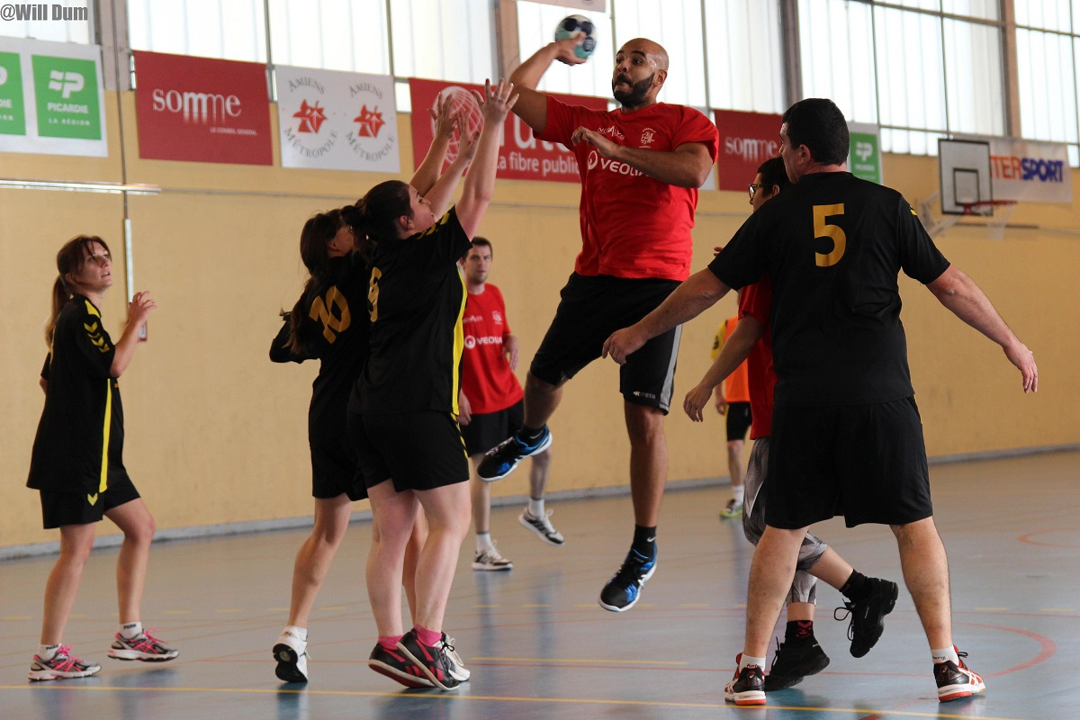 Eal 19 Eal Abbeville Handball